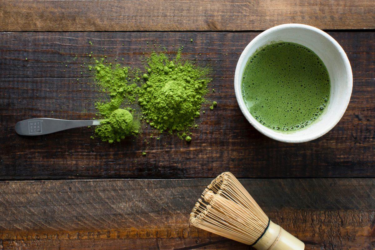 Green Tea for Seed Dormancy